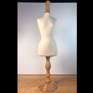 Other - Mini Half Scale Professional Pinnable Dress Form